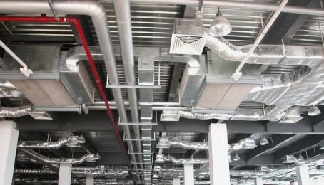 Hệ thống điều hòa cho nhà xưởng