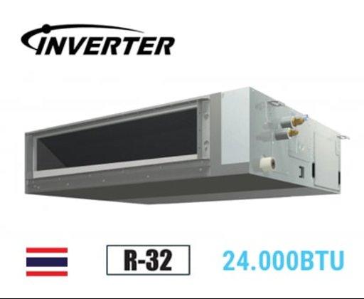 Điều hoà âm trần nối ống gió 1 chiều inverter 24.000 BTU FBFC71DVM9/RZFC71DVM điều khiển dây