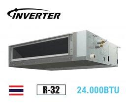 Điều hoà âm trần nối ống gió 1 chiều inverter 24.000 BTU FBFC71DVM9/RZFC71DVM điều khiển từ xa