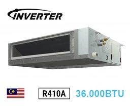 Điều hòa âm trần nối ống gió Daikin FDBRN100DXV1V/RR100CBXV1V khiển xa