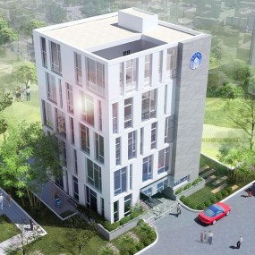 Văn phòng điều hành công ty đầu tư Xây dựng Số 2 Hà Nội ( HACINCO )